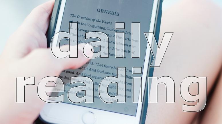 daily reading.001