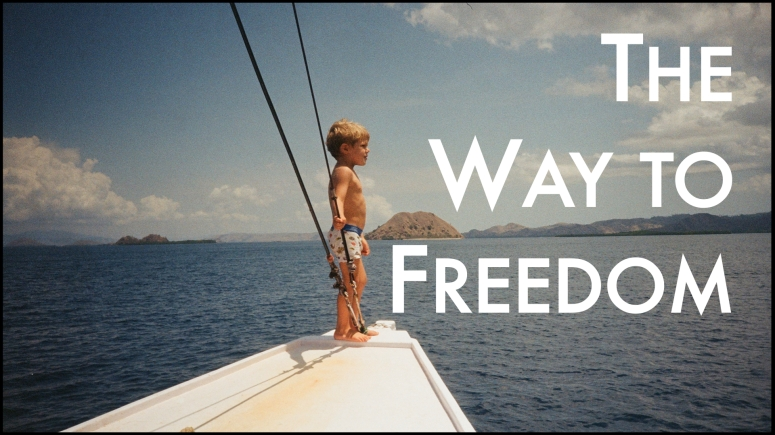 The Way to Freedom.001